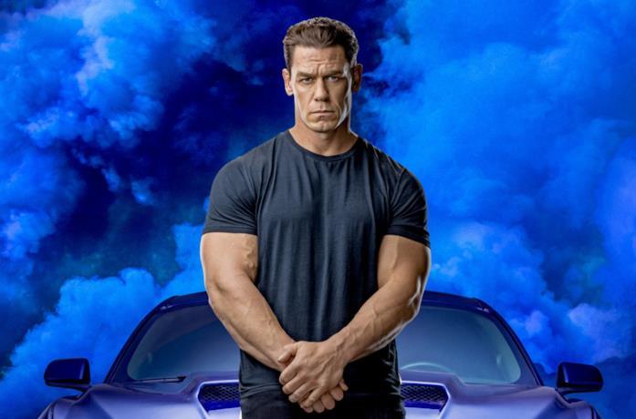 Jacob Toretto nel post promozionale