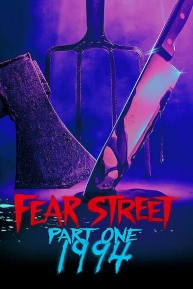 Poster Fear Street Parte 1: 1994