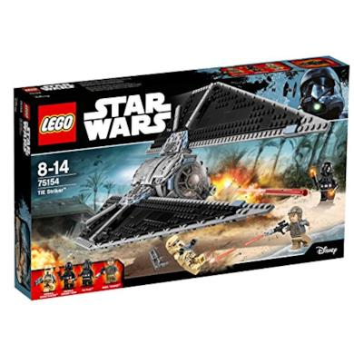 LEGO- Star Wars Set Costruzioni Tie Striker, 75154