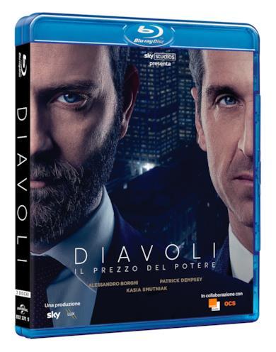La prima stagione di Diavoli in Blu-Ray
