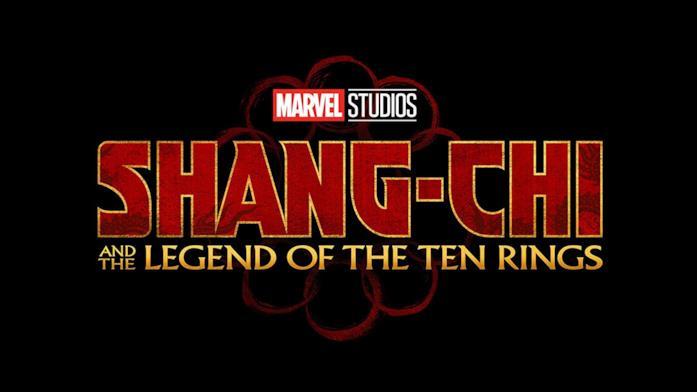 Il logo di Shang-Chi