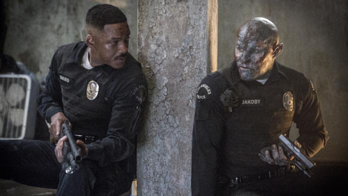 Will Smith protagonista di Bright