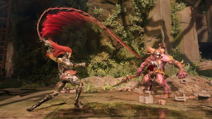 Uno screenshot di Darksiders 3