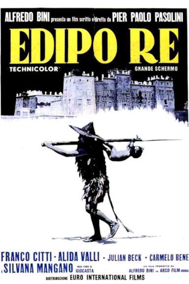 Poster Edipo re