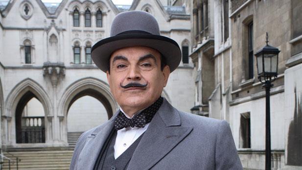 Poirot: David Suchet