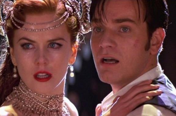 La travolgente colonna sonora di Moulin Rouge! Tutte le tracce