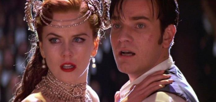Una scena di Moulin Rouge!