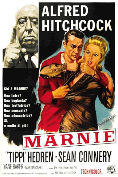 Poster Marnie
