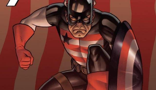 Dettaglio della cover di Dark Avengers #185