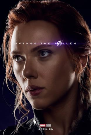 Avenger the fallen, i sopravvissuti: Black Widow