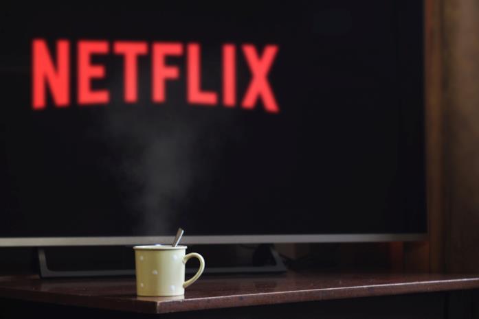 Un'immagine simbolo di Netflix