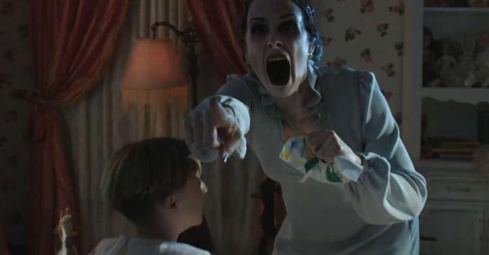 Una scena del film Oltre i confini del male: Insidious 2