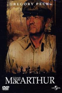 Poster Mac Arthur il generale ribelle