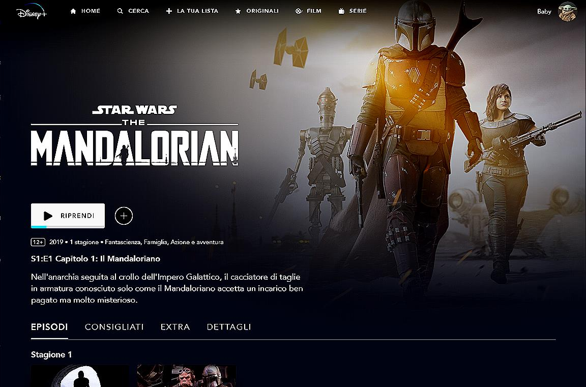 Chi sono i Mandaloriani?