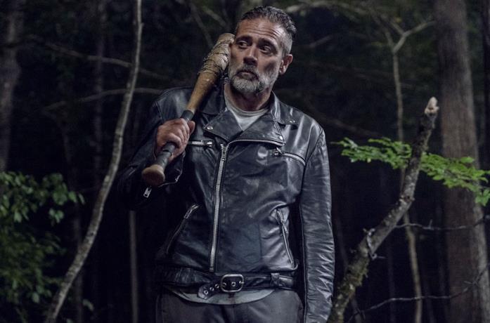 Negan in The Walking Dead 10