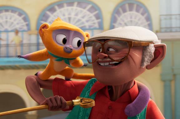 Vivo: l'avventura musicale animata con canzoni inedite di Lin-Manuel Miranda