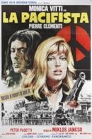 Poster La pacifista
