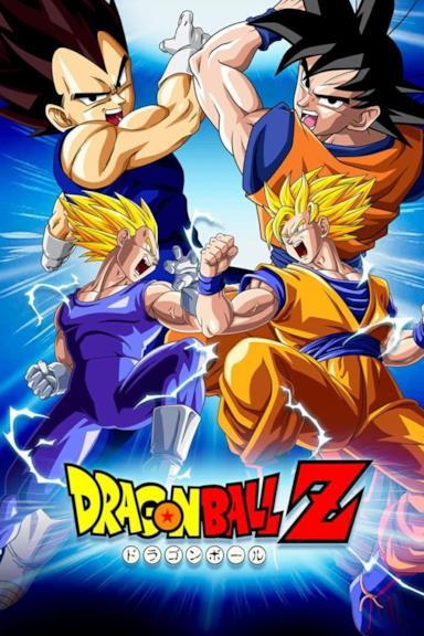 Poster Dragon Ball Z