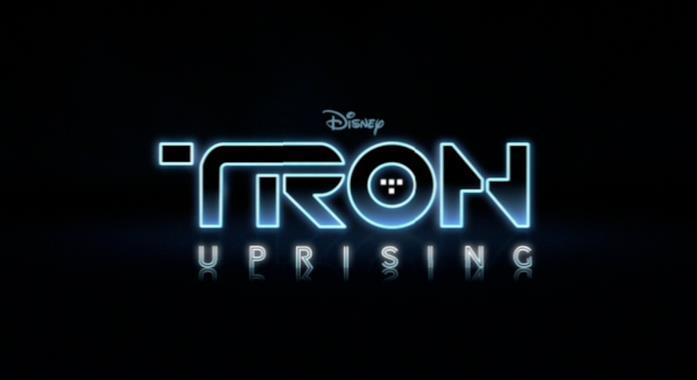 Il logo di Tron - La serie