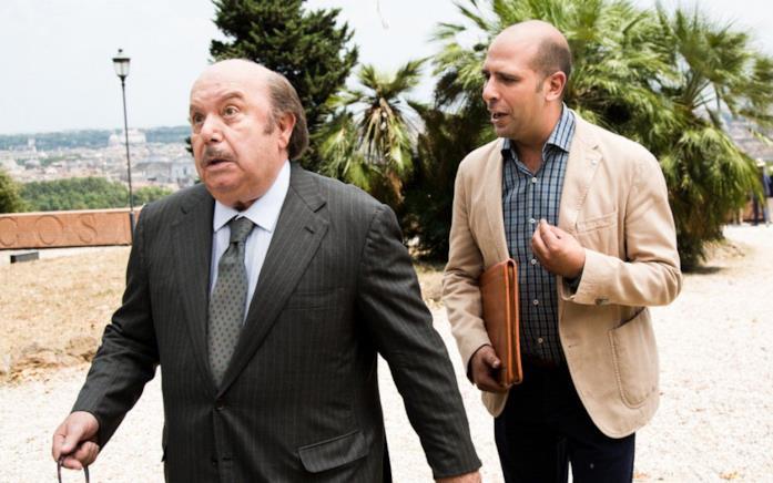 Lino Banfi e Checco Zalone in Quo vado?