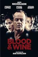 Poster Blood & Wine