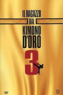 Poster Il ragazzo dal kimono d'oro 3