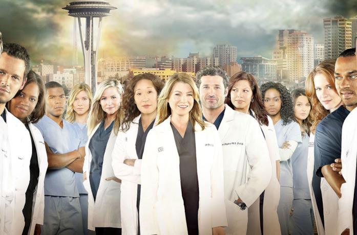 Grey's Anatomy, attualmente in onda su Fox Life