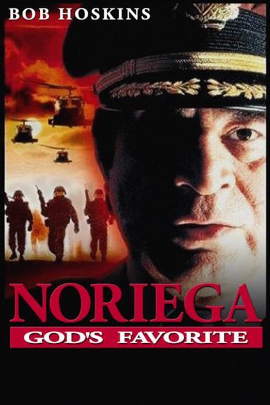 Poster Noriega: God's Favorite