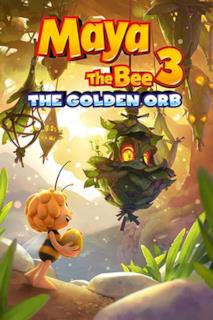 Poster Maya the Bee 3: The Golden Orb