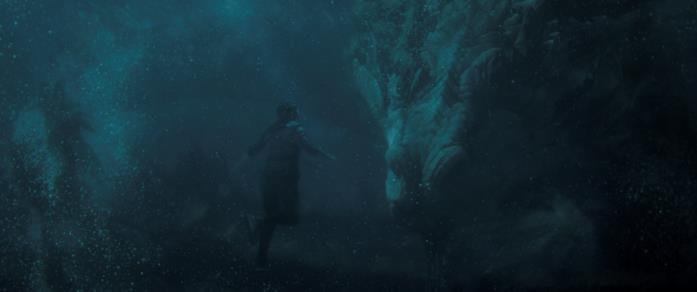 Shang-Chi incontra il Drago protettore