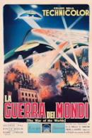 Poster La guerra dei mondi