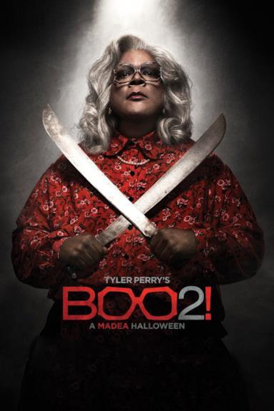 Poster Boo 2! A Madea Halloween
