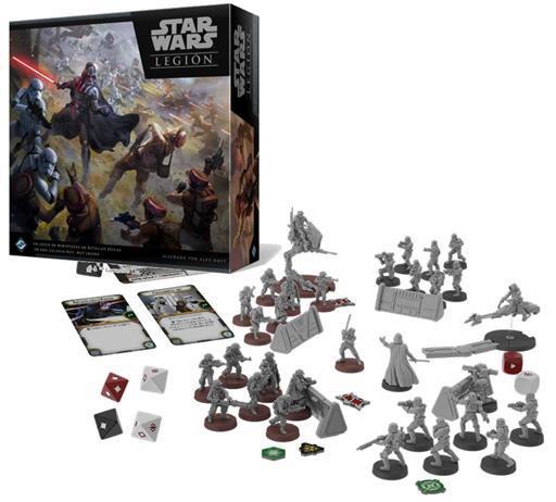 Il gioco di miniature Star Wars Legion