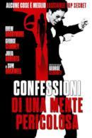 Poster Confessioni di una mente pericolosa