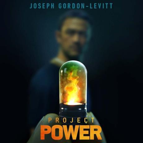Project Power: il poster di Joseph Gordon-Levitt
