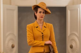 Sarah Paulson in un completo giallo