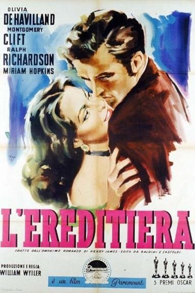 Poster L'ereditiera