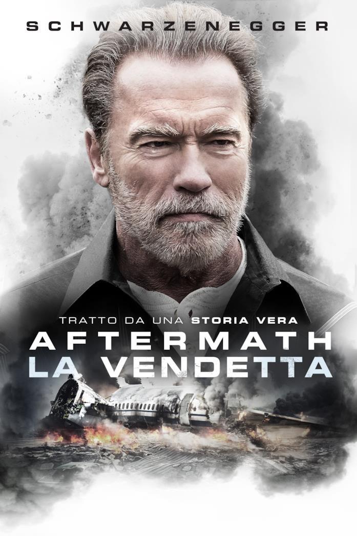 Aftermath - La vendetta, poster