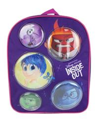 Disney Unisex-Bambini Inside Out - Zaino