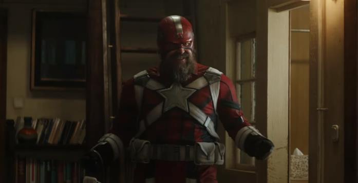 Red Guardian nel primo teaser trailer di Black Widow