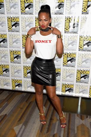 Christina Milian al Comic-Con di San Diego