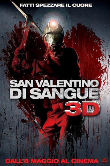 Poster San Valentino di sangue