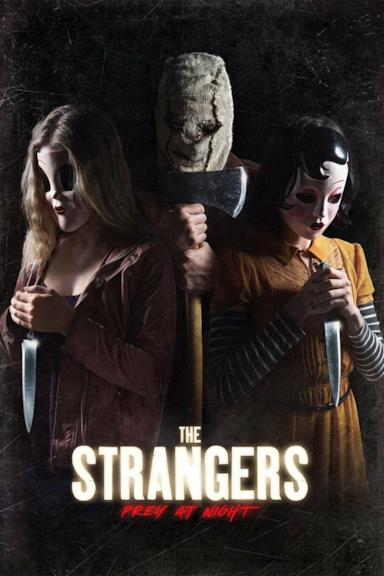 Poster The Strangers: Prey at Night