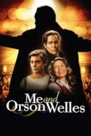 Poster Me and Orson Welles