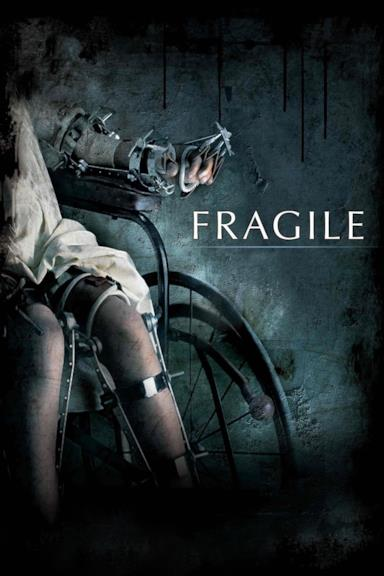 Poster Fragile - A ghost story