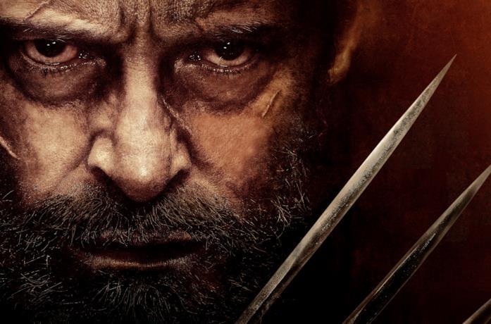 Hugh Jackman è Wolverine in un poster di Logan - The Wolverine