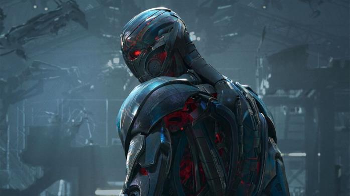 Ultron è interpretato da James Spader