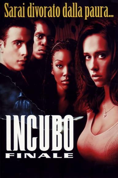Poster Incubo finale
