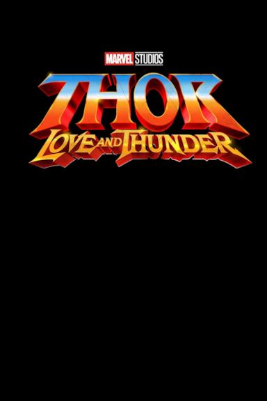 Poster Thor: Love and Thunder