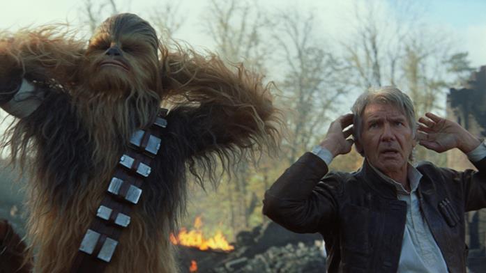 Star Wars, leggete i 5 segreti de Il Risveglio Della Forza